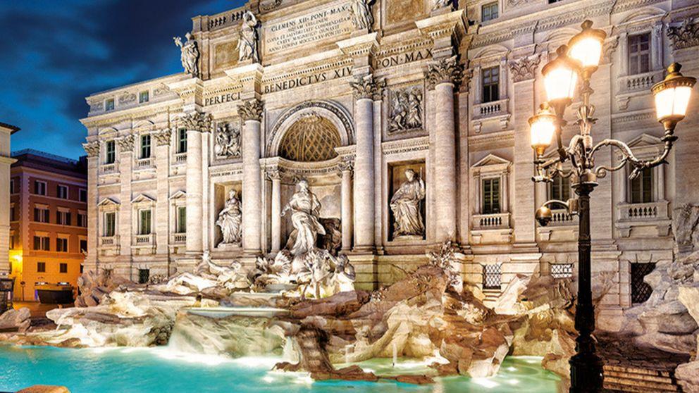 5 curiosidades de la Fontana di Trevi