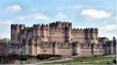 El Castillo de Coca es una verdadera joya medieval