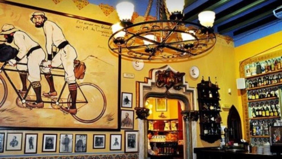 Los restaurantes históricos de Barcelona