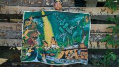 Fragile Amazonia, una expsosición de Ana Palacios @CIDSE-min