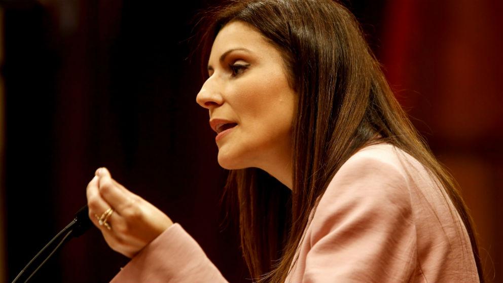 Lorena Roldán en una reciente imagen (Foto: EFE).