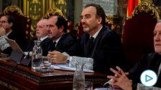El juez Manuel Marchena en el juicio del 1-O (Foto: Europa Press).
