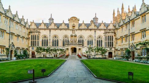 La de Oxford es una de las universidades más prestigiosas del mundo