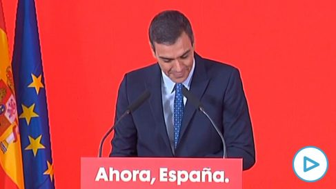 Sánchez se lía con los megabytes: «Megapips».