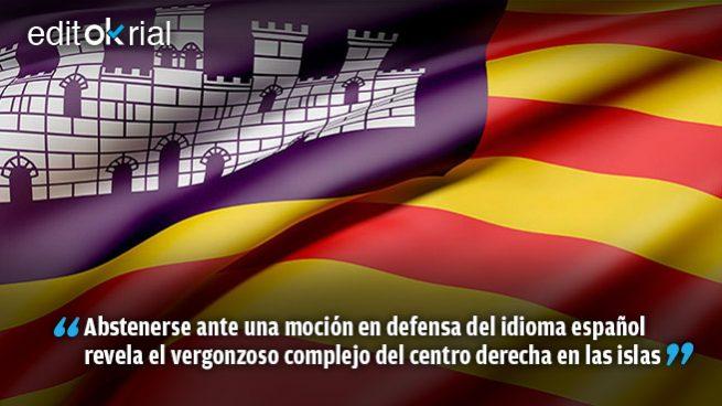 PP y C's, cómplices del pancatalanismo en Baleares