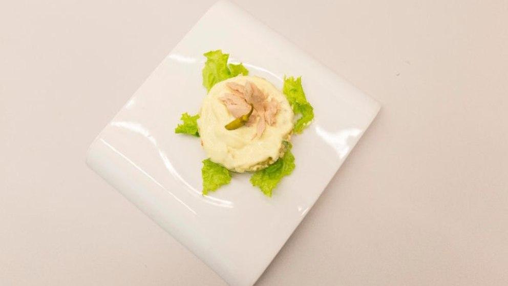 La mejor ensaladilla de rusa de España habita en un restaurante de Málaga