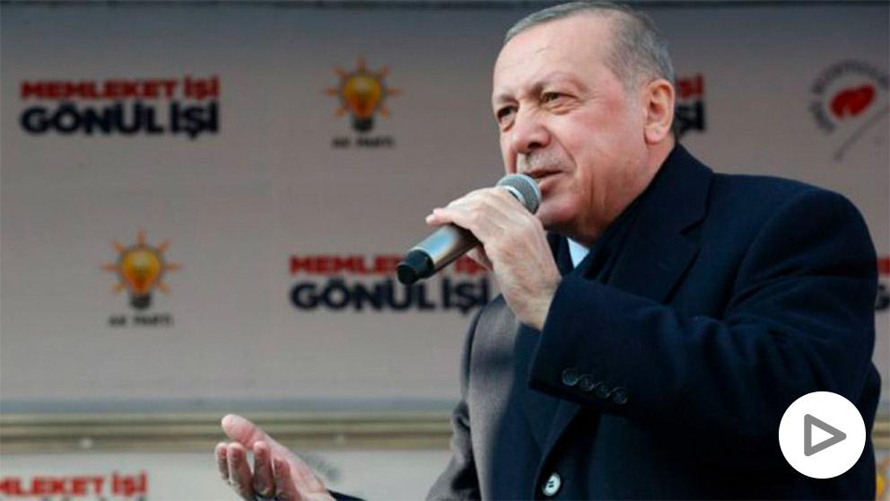 Erdogan. Foto: Europa Press