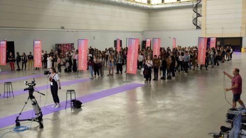 Casting de 'OT 2020' en Barcelona