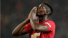 Paul Pogba no encuentra su mejor nivel en el Manchester United (Getty).