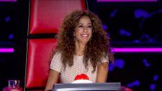 Rosario en 'La Voz Kids'