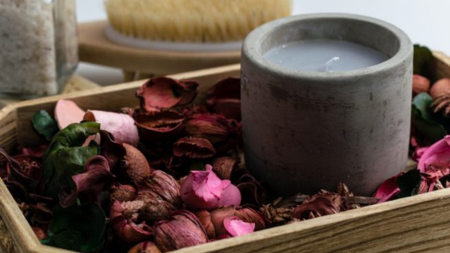 Pasos para hacer velas de soja para dar masajes