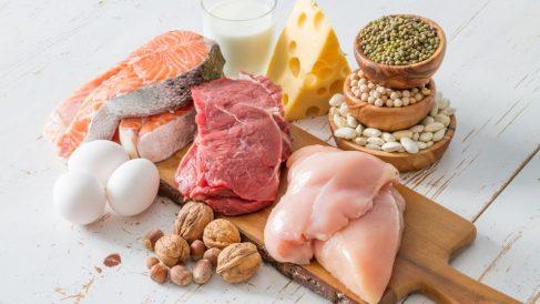 Pros y contras de dieta alta en proteínas