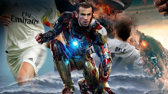 Bale se pone la armadura