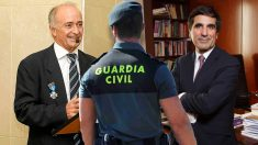 Los magistrados Vicente Magro y Antonio del Moral