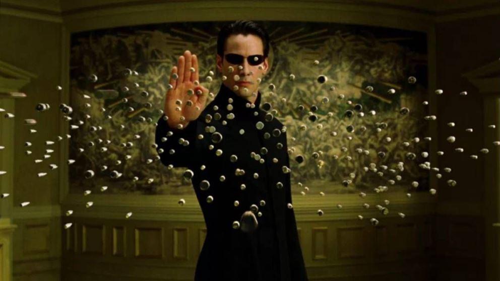 «Matrix» es una de las películas más conocidas de Keanu Reeves