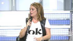 Toñi Moreno se ha llevado un susto en 'MYHYV'