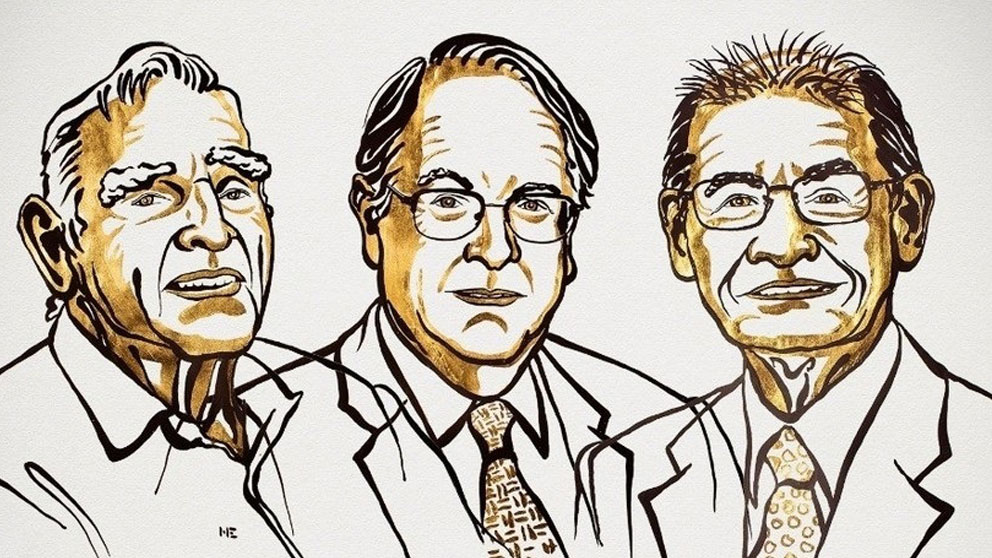Los científicos John B. Goodenough, M. Stanley Whittingham y Akira Yoshino, han sido distinguidos con el Premio Nobel de Química 2019.