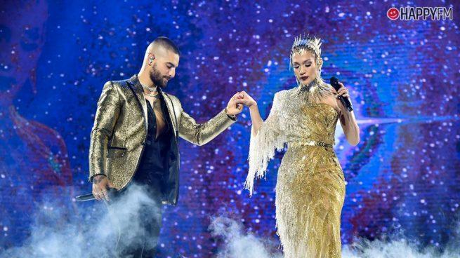 Maluma, criticado por ¿faltar el respeto a Jennifer Lopez?