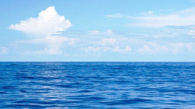Mar es azul