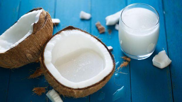 Gambas en salsa de coco