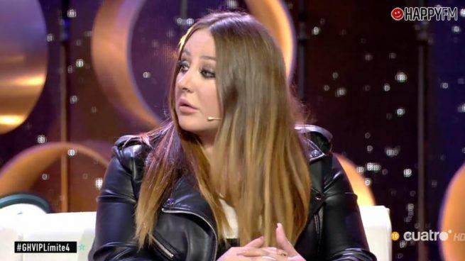 """Rocío Flores da un sonoro """"zasca"""" a Sofía Suescun en directo"""