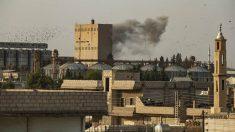 Ataque de Turquía en Siria (Foto: AFP)