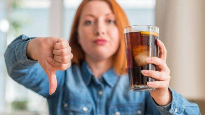 como dejar de tomar bebidas azucaradas