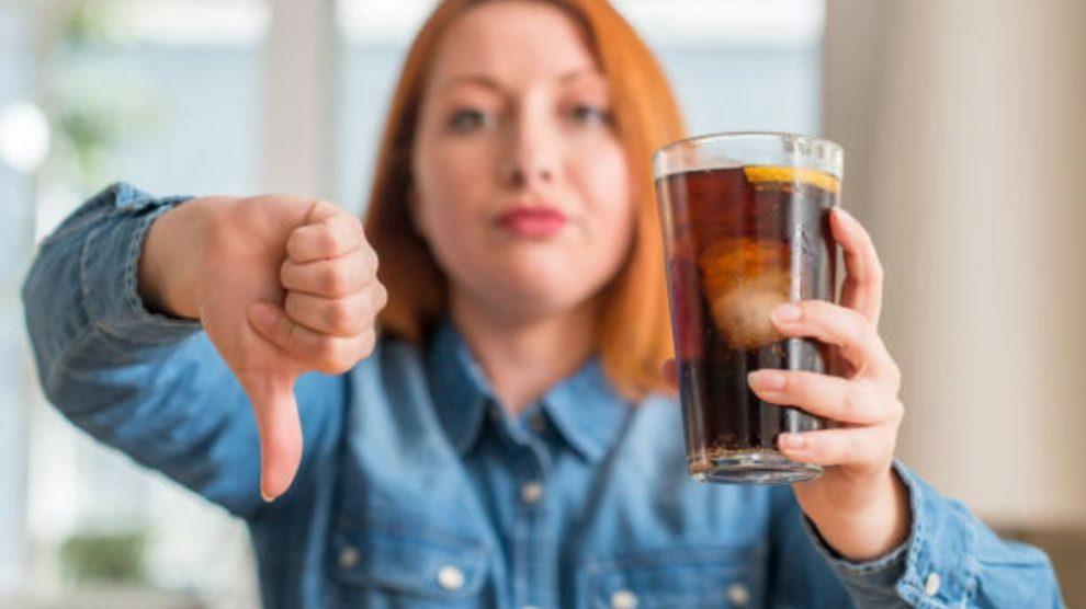 Guía de pasos para dejar de tomar bebidas azucaradas