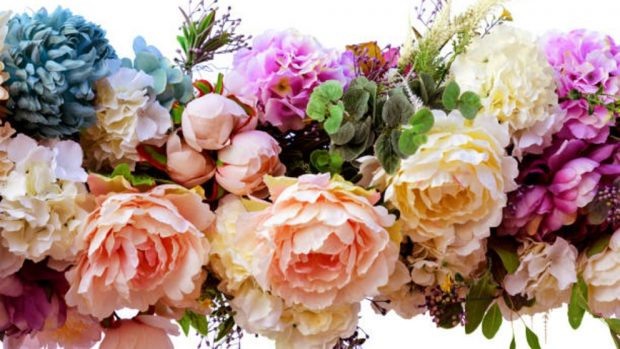Come indurire fiori artificiali