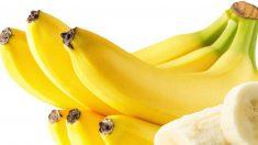 Los plátanos conservan todas sus propiedades después de descongelarse