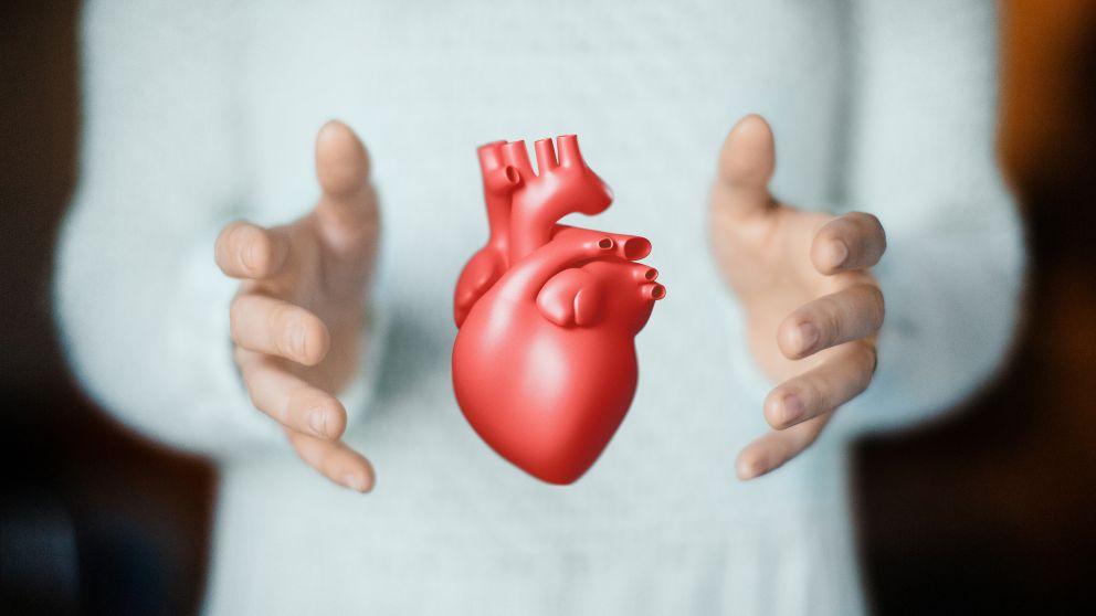 Paro cardíaco y un infarto