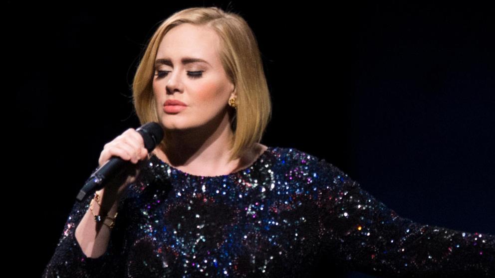 Adele es una de las mejores voces femeninas de la historia