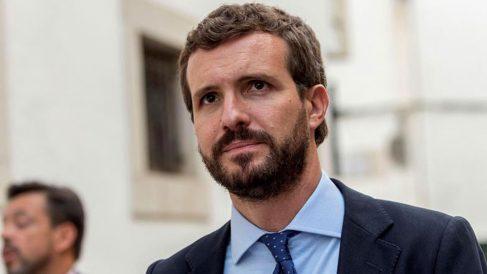 Pablo Casado, líder del Partido Popular. Foto: EFE
