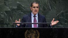 Saad Eddine El Othmani, primer ministro de Marruecos. (Afp)
