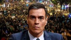 Pedro Sánchez, presidente en funciones.