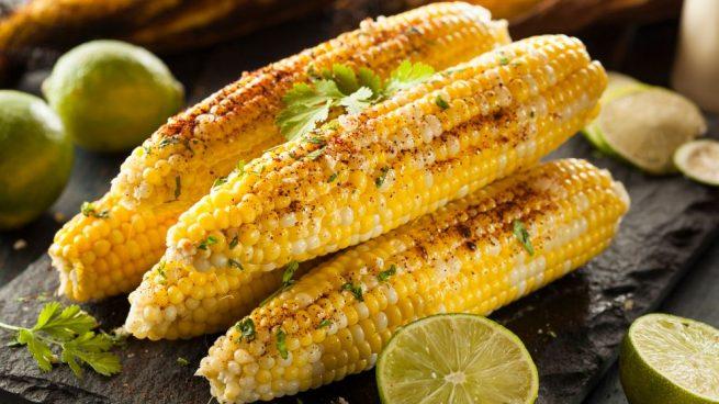 Trucos para cocinar mazorcas de maíz