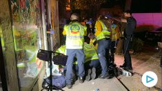 Comerciante chino asesinado en Vicálvaro (Madrid).