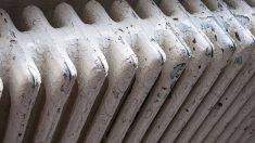Aprende cómo eliminar el oxido de los radiadores