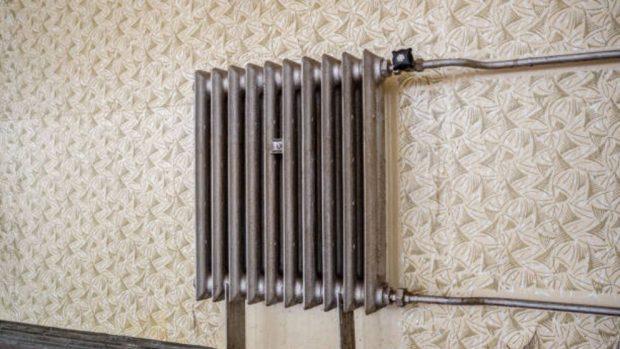 eliminar el oxido de los radiadores