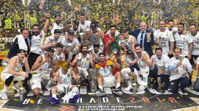 equipos con más euroligas