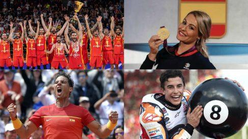El deporte español sigue imparable.