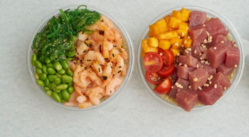 La fiebre del Poké Bowl y dónde comerlos