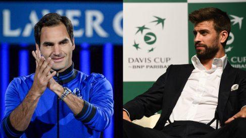 Roger-Federer-es-el-organizador-de-la-Laver-Cup-y-Gerard-Piqué-de-la-Copa-Davis-(AFP)
