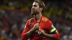 Sergio Ramos. (AFP)