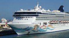 Un crucero de lujo se convierte en unas vacaciones en el infierno