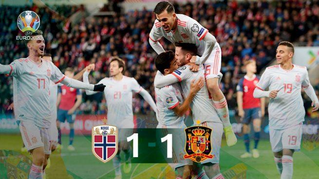 España Noruega