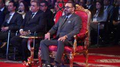 Mohamed VI, Rey de Marruecos. Foto: AFP