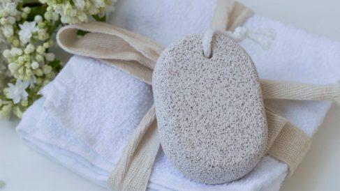Usos alternativos de la piedra pómez
