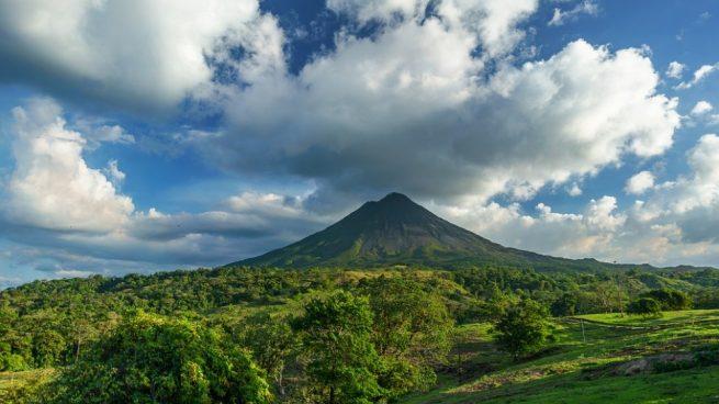 paisajes naturales de Costa Rica