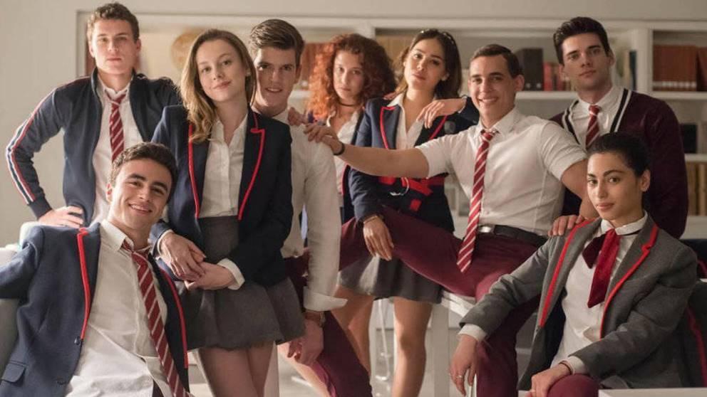 «Elite» es una de las series más exitosas de Netflix en el último año